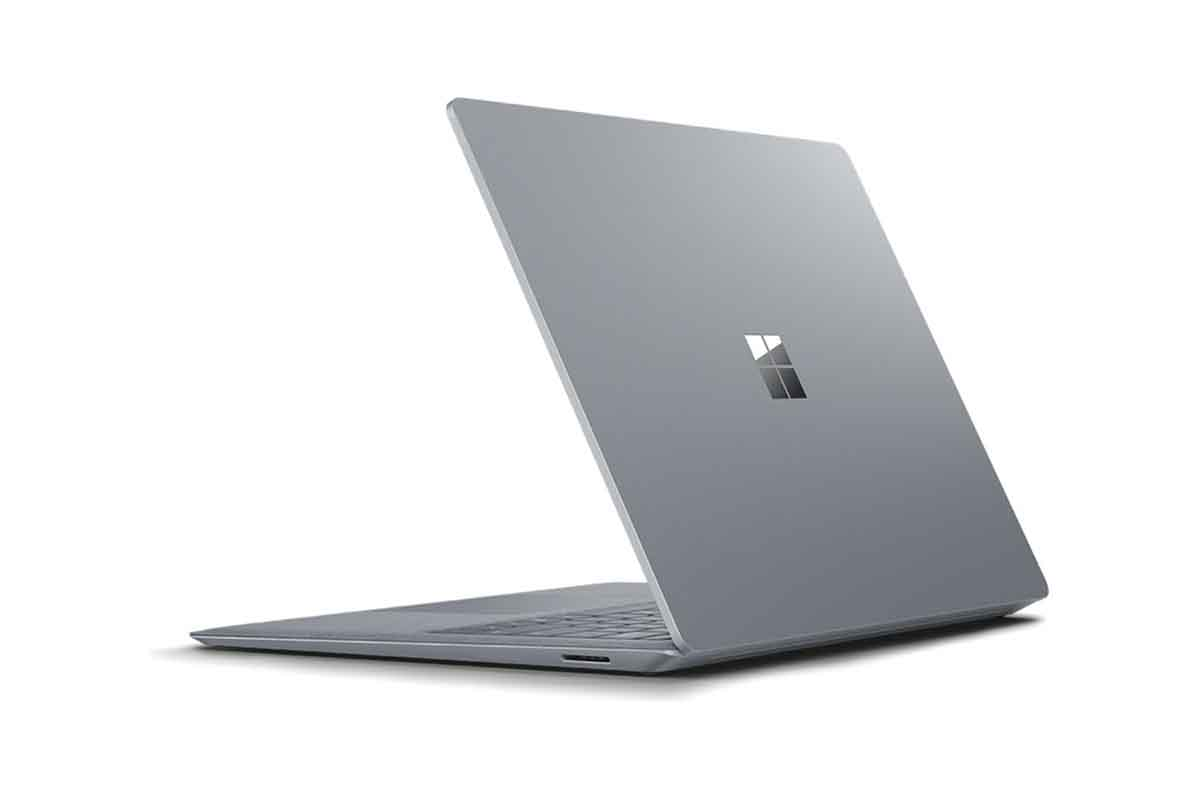 Microsoft S Surface Laptop Brings Specs Fabric And